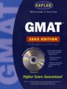 Kaplan GMAT 2003 (Kaplan GMAT Premier Program (w/CD))