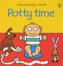 Potty Time (Usborne Baby's World)