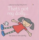That's Not My Dolly (Touchy-feely)