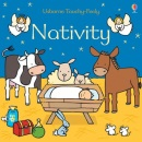 The Nativity (Usborne Touchy Feely Books)