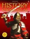 Usborne Sticker Atlas: World History (Usborne Sticker Atlases)