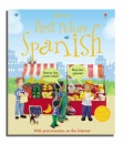 First Picture Spanish (First Picture Language Books)