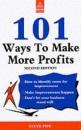 101 Ways to Make More Profits