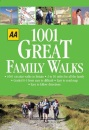 AA 1001 Great Family Walks: Britain (AA 1001 Series)