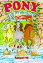 Pony in My Pocket Annual 1997