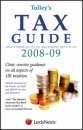 Tolley's Tax Guide 2008-09