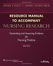 Nursing Research: Student Resource Manual with Toolkit (Point (Lippincott Williams & Wilkins))