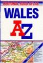 A-Z Regional Road Atlas of Wales