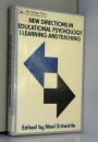 New Directions in Educational Psychology: Teaching and Learning v. 1