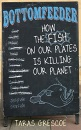 Bottomfeeder: How the fish on our plates is killing our planet