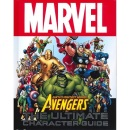 Marvel Avengers Character Encyclopedia by Marvel, Comics & Graphic Novels