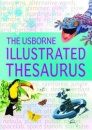 Illustrated Dictionary & Thesaurus (Usborne Illustrated Dictionaries)