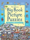 Big Book of Picture Puzzles (Usborne Great Searches)
