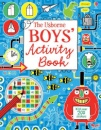 Boys' Activity Book (Usborne Activities)