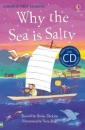 Why the Sea is Salty: Usborne English-Intermediate (Level 4) (Usborne First Reading CD Packs)