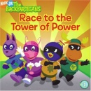 Backyardigans Race to Tower of: 1 (Backyardigans (8x8))