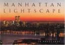 Manhattan Lightscape Postcard Bk