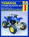 Haynes Yamaha YFS200 Blaster ATV Owners Workshop Manual (Haynes Owners Workshop Manuals)
