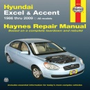 Haynes Hyundai Excel & Accent 1986 Thru 2009: All Models (Haynes Repair Manual)