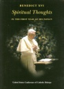Benedict XVI: Spiritual Thoughts: In the First Year of His Papacy