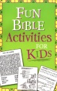 Fun Bible Activities for Kids