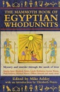 The Mammoth Book of Egyptian Whodunnits (Mammoth)