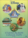 Disney Studio Album Collection: Lady and the Tramp, 101 Dalmatians and Aristocats (Disney Studio Albums Collection)