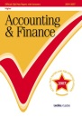 Accounting Higher 2007/2008 SQA Past Papers