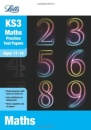 Maths: Practice Test Papers (Letts Key Stage 3 Success)