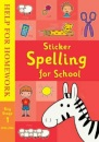 Sticker Spelling for School (Help for Homework S.)