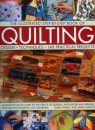 The Illustrated Step-by-step Book of Quilting: An Easy-to-follow Guide to the Crafts of Quilting, Patchwork and Applique, with Charts and 700 Photographs