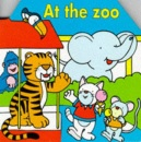 At the Zoo (Die-Cut Baby Dictionary)