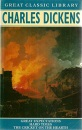 Charles Dickens Omnibus: Great Expectations, Hard Times, Cricket on the Hearth (Great Classic Library)
