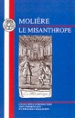 Misanthrope (French Texts)