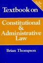Textbook on Constitutional and Administrative Law