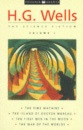 The Science Fiction Of H G Wells: Volume 1: v. 1 (Phoenix Giants)