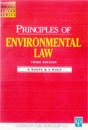 Principles of Environmental Law, 3rd Edition
