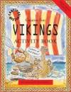 Vikings Activity Book (Crafty History) (Crafty History)