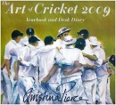 The Art of Cricket 2009: Year Book and Desk Diary (Yearbook & Desk Diary)