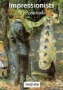 Impressionists (PostcardBooks)