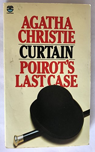 Image Is Loading Curtain Poirot 039 S Last Case Agatha Christie