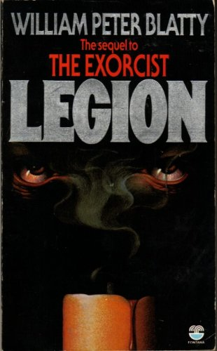 Legion By William Peter Blatty. 9780006168973