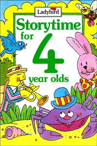 Storytime For Four Year Olds (Ladybird) By Joan Stimson