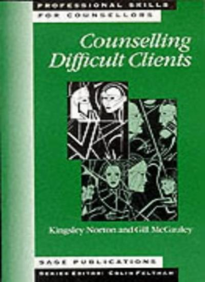 Counselling-Difficult-Clients-Professional-Skills-for-Counsellors-Series-By-K