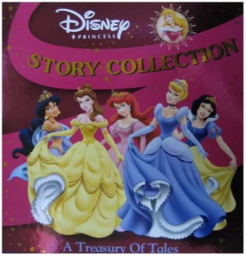 Disney Princess Story Collection (Disney Story Collection) By Terry Darlington