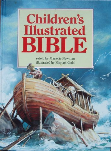 Children's Illustrated Bible By Marjorie Newman