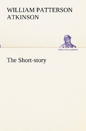 The Short-story by Atkinson, Patterson New 9783849172503 ...