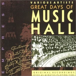 Great Days of Music Hall