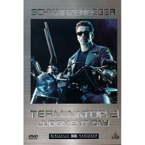 Terminator 2: Judgement Day [DVD] [1991] [Region 1] [US Import] [NTSC]