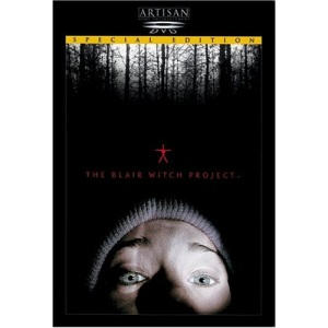 Blair Witch Project [DVD] [1999] [Region 1] [US Import] [NTSC]